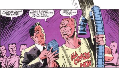 RoboCop #8-An OCP-Financed Gang War!