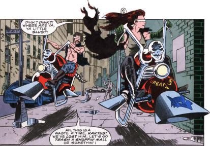 RoboCop #9-Urban Kurs On The Prowl!