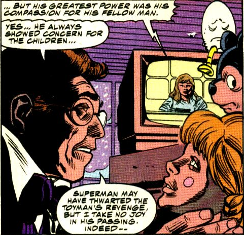 Toyman-My Lone Apperance In The Source Material!