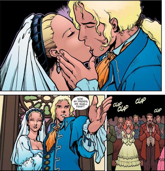 Castlevania-B.L. #1-Hello, Mr. & Mrs. Belmont!
