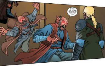 Castlevania-B.L. #4-Die, Belmont!