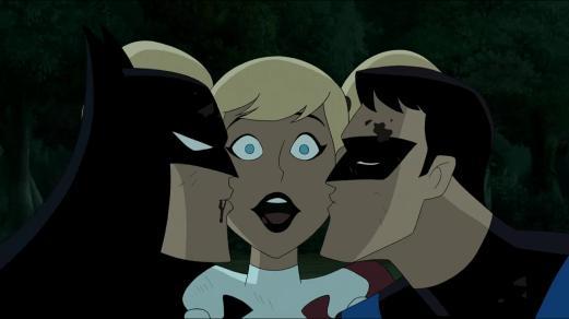 Harley Quinn-A Proper Admittance Of Thanks!