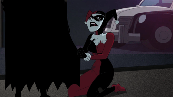 Harley Quinn-Oh, Please Let Me Come With You!