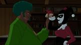 Harley Quinn-Thanks, Shrubby!