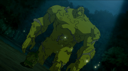 Swamp Thing-I Shall Not Interfere Here!