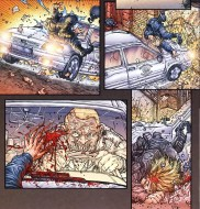 Frank Miller's RoboCop #3-In The Line Of Vehicular Fire!