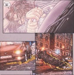 Frank Miller's RoboCop #5-Going Down!