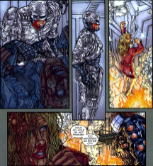 Frank Miller's RoboCop #7-I'm Not Dying That Easily!