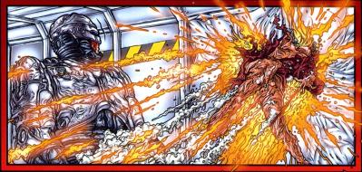 Frank Miller's RoboCop #7-Woah!