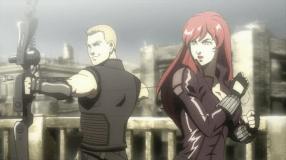 Black Widow & Hawkeye-We Have You Now!