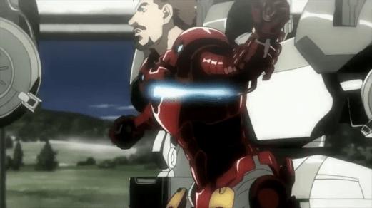 Iron Man-Gotta Go!