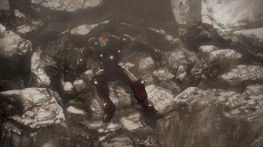 Iron Man-Touché!