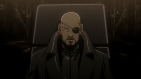 Nick Fury-Let's Get Our Top Agent Down There!