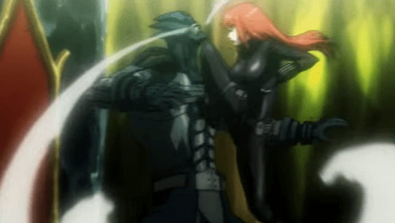 Black Widow-We've Got Him Now!