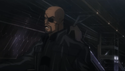 Nick Fury-Prepare For Our Alpha Strike!