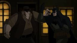 Batman-Battling A Brusier!