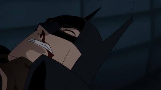 Batman-I'm Cutting It REALLY Close!