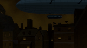 Batman-Rooftop Pursuit!