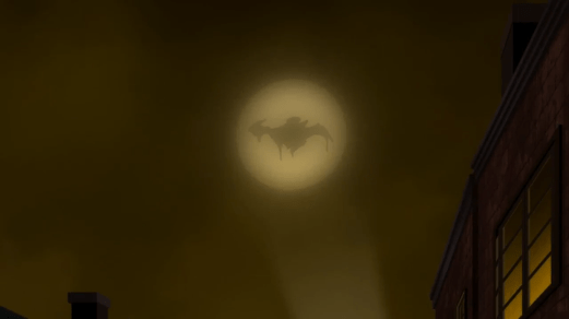 Batman-Time To Answer The Call!