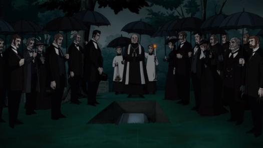 Bruce Wayne-Rest In Peace, Sister Leslie!