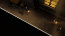 Gotham Police-Halt!