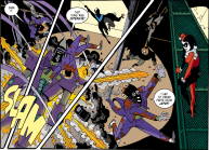 Harley Quinn & Batman #1-Mecha-Mess!