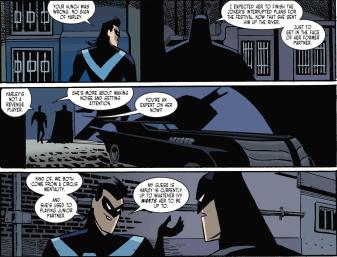 Harley Quinn & Batman #2-A Noticable Lack Of Harley!