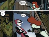 Harley Quinn & Batman #4-Exit, Interrupted!