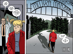 Harley Quinn & Batman #5-Go & Pick Up The Pieces!