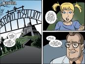 Harley Quinn & Batman #5-Sanity's Meaning!