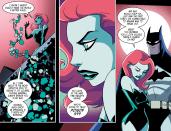 Batman & Harley Quinn #2-Ivy's Uncertainity!