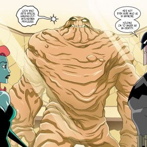 Batman & Harley Quinn #2-Unlike Clayface, You Still Know Your True Self!