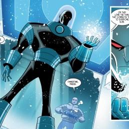 Batman & Harley Quinn #2-Your Heart Hasn't Frozen Like Mr. Freeze!