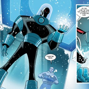 Batman & Harley Quinn #2-Your Heart Hasn't Frozen Like Mr. Freeze!