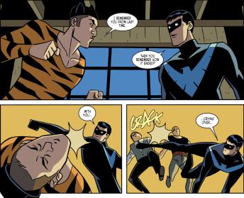 Batman & Harley Quinn #4-Fighting A Familiar Face!