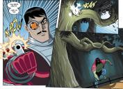 Batman & Harley Quinn #6-Floyd's Precise Shot!