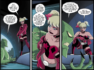 Batman & Harley Quinn #6-The Details Of My Parole!