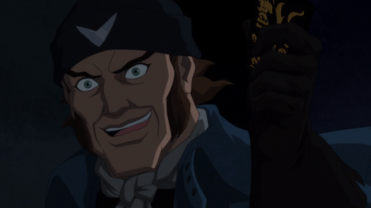 Captain Boomerang-Waller's Not Gonna Risk Blowing Me Up!