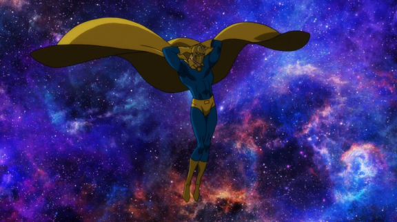 Dr. Fate-Supernatural Stud Muffin!