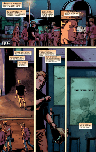 Die Hard-Year One #6-Time To Light The Fuse!
