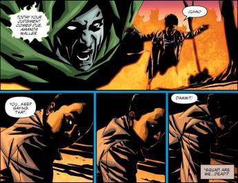 Suicide Squad #12-Non-Leathal Realization!