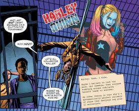 Suicide Squad #2-Hello, Harleen!