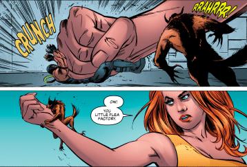 Suicide Squad #4-Giganta Smash!