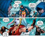Suicide Squad #4-Who Is She!