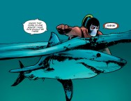 Suicide Squad #5-My Aquatic Ride Is Here!