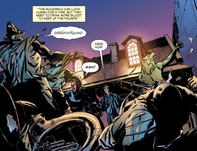 Suicide Squad #6-Supernatural Surprise Attack!