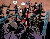 Suicide Squad #9-Full-On Attack Against The Undead!
