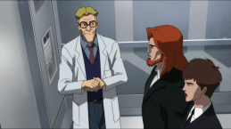 Gregory-Welcome Back, Mr. Luthor!