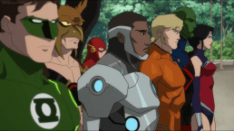 Justice League-Honoring A Fallen Comrade!