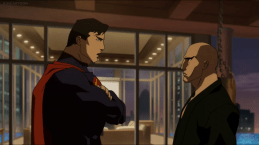 Superman-Explain Yourself, Luthor!